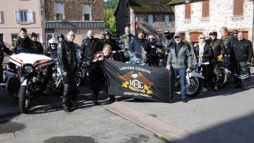 Des Harley Davidson rutilantes