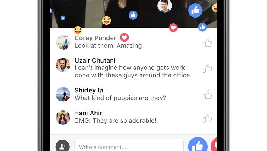 toute personne ne respectant pas les politiques de Facebook les plus sensibles se verra interdire l'utilisation de Facebook Live pour une période déterminée.
