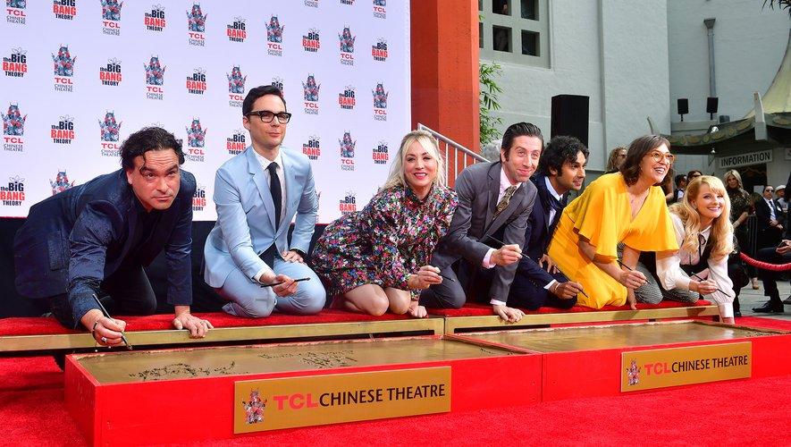 """Selon le cabinet Parrot, """"The Big Bang Theory"""" figurait même, l'an dernier, parmi les cinq séries les plus populaires du monde."""
