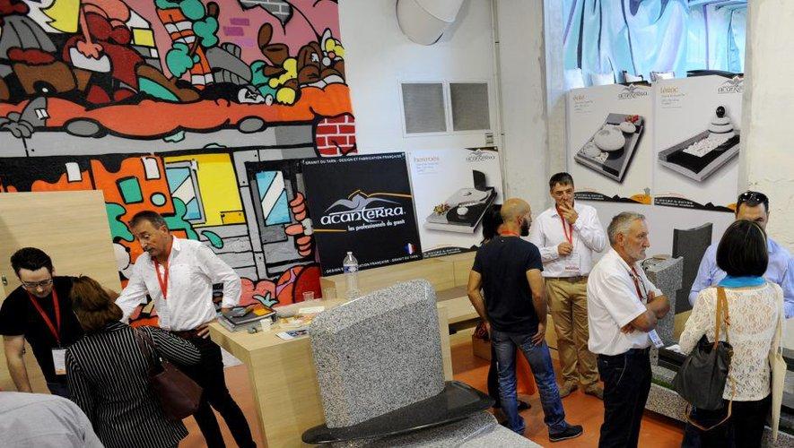 Matériels, services et innovations... 50 exposants attendent les visiteurs les 13 et 14 juin.