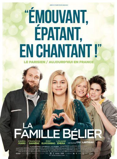 Karin Viard, François Damiens composaient entre autre le casting de cette comédie qui a valu le César du meilleur espoir féminin à Louane Emera lors de la 40e cérémonie en 2015.