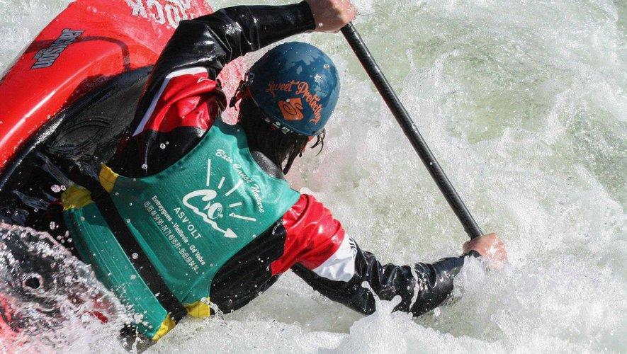 De jeunes champions kayakistes à l'Asv'olt !