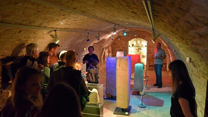 Les établissements du département ouvrent leurs portes samedi soir dans le cadre de la Nuit européenne des musées, comme ici à l'Espace archéologique de Montrozier.