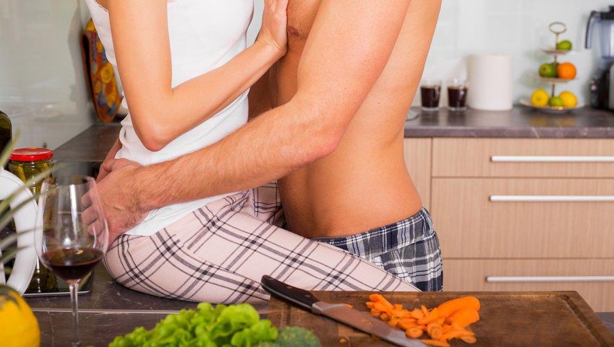 L'étude a montré que plus la relation était longue, plus les rapports sexuels se faisaient rares.