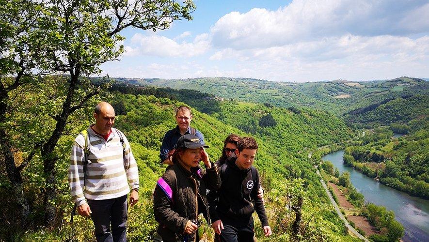Une randonnée pour découvrir les beaux paysages de la vallée.