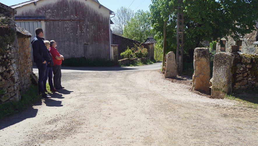 Elargissement et accès sécurisé à Ceyrac