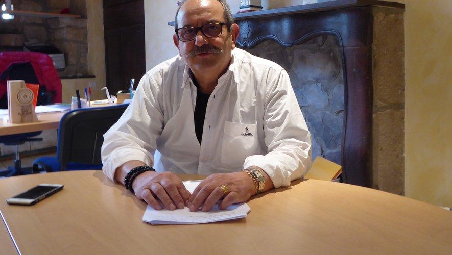 Paul Martin veut que Najac conserve la place qui doit être la sienne en matière de développement touristique dans l'Ouest Aveyron