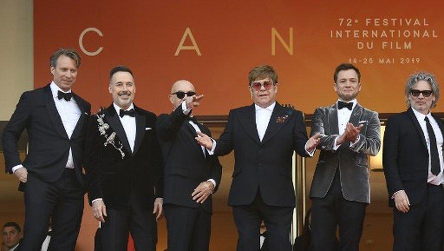 Les lunettes d'Elton John, la carioca... Ce qui a marqué la troisième journée de compétition du 72e Festival de Cannes, jeudi.