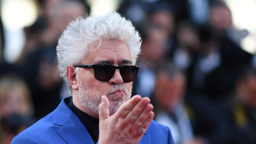 """Le cinéaste de 69 ans, icône flamboyante du cinéma espagnol depuis plus de 30 ans, était venu en 2016 pour la dernière fois à Cannes avec un film pour """"Julieta""""."""