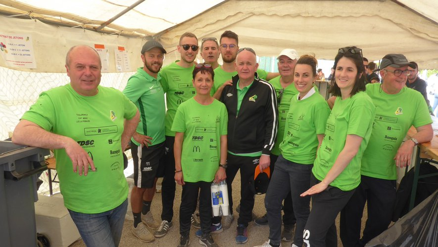Coup de chapeau aux bénévoles de Luc-Primaube FC