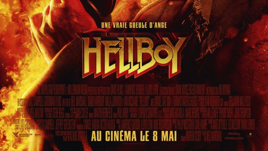 """Hellboy"" est sorti le 8 mai dernier en France"
