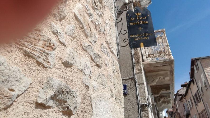 Des chambres d'hôtes médiévales en bastide.