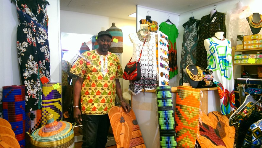 La créativité de l'Afrique proposée par Pape Diop.