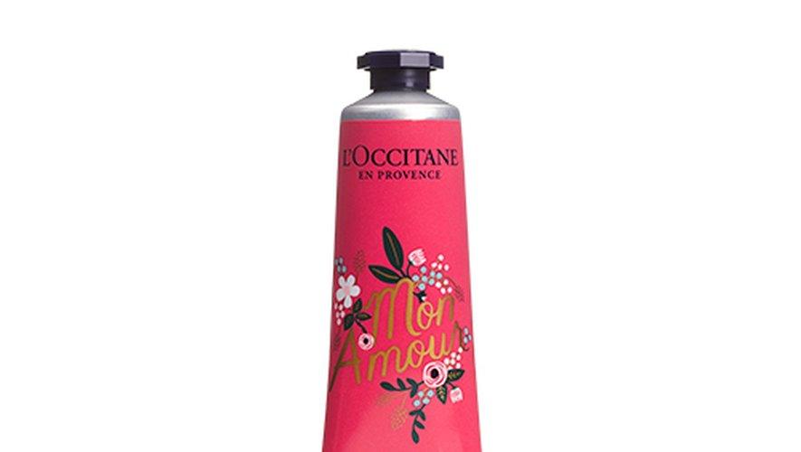 Crème pour les main au karité et à la rose - L'Occitane