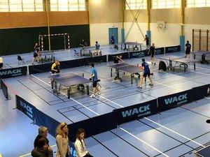 La réussite du tournoide ping-pong 2019 encourageles organisateurspour l'année prochaine.