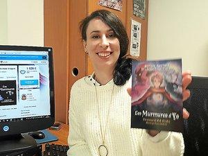 Barbara B., alias B. B. Hara, présente « Les Murmures d'Ys ».