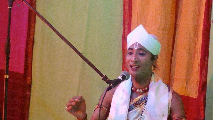 Niranjan Saikia, percussion khôl