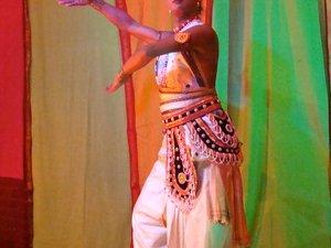 Danse sacrée avec Niranjan Saikia