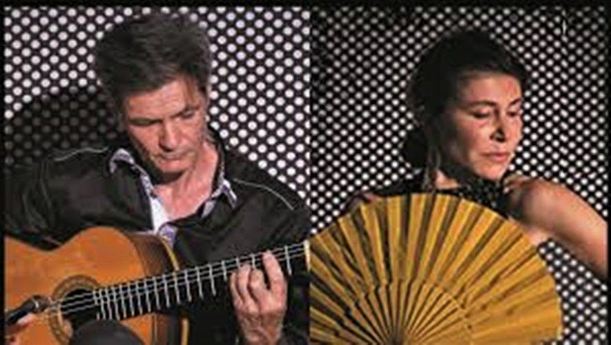 Anita Losada et Médéric Tabart proposent un concert exceptionnel.
