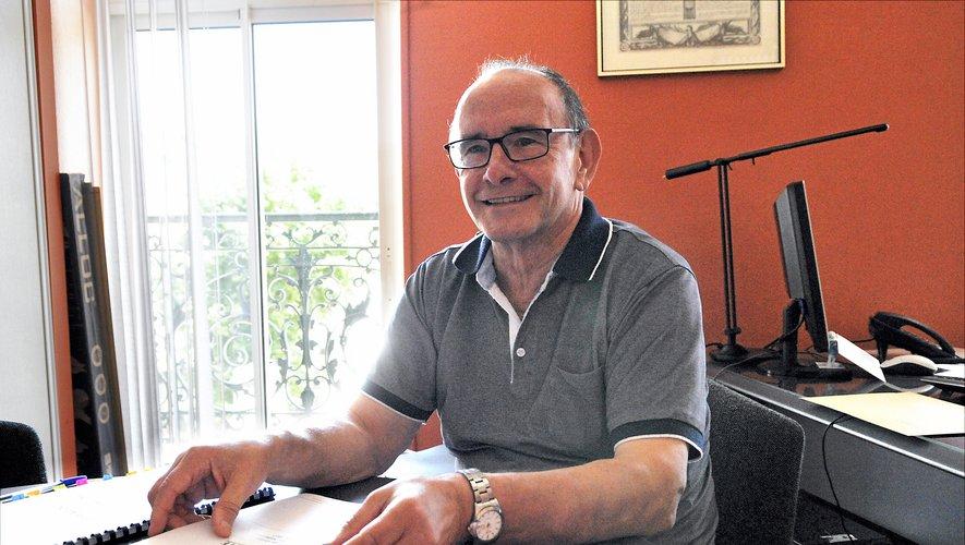 Armand Haon pourrait mettre fin à son mandat en 2020.