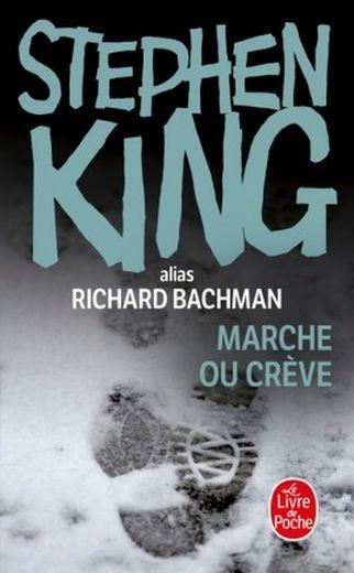 """""""Marche ou crève"""" de Stephen King est sorti en 1989 en France."""