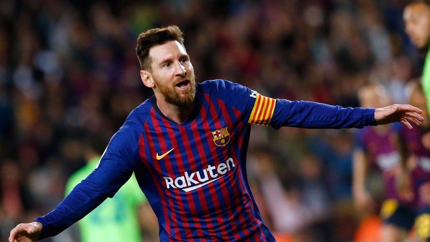 Lionel Messi s'apprête à lancer sa première collection de mode.
