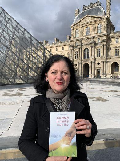 Le livre d'Anne Ratier-Gallego avait relancé le débat sur l'euthanasie.