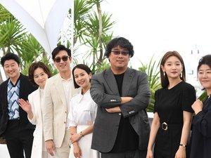 """Bong Joon-ho revient en prétendant sérieux à la Palme d'or avec """"Parasite"""""""