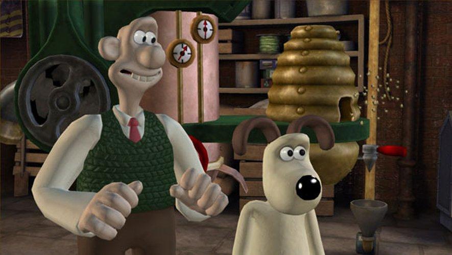 """""""Wallace et Gromit : Le Mystère du lapin-garou"""" a remporté l'Oscar du meilleur film d'animation en 2006."""