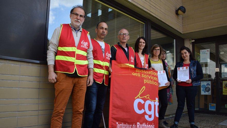 Une mobilisation du même type aura lieu jeudi 23 mai devant la crèche les P'tits loups, située dans le quartier de Bourran, à Rodez.