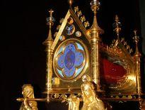 Le trésor de Conques vaste thème qui sera abordé par Bernard Berthod et par Gaël Favier.