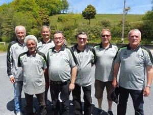 L'équipe d'Entraygues a remporté un nouveau succès au Nayrac.