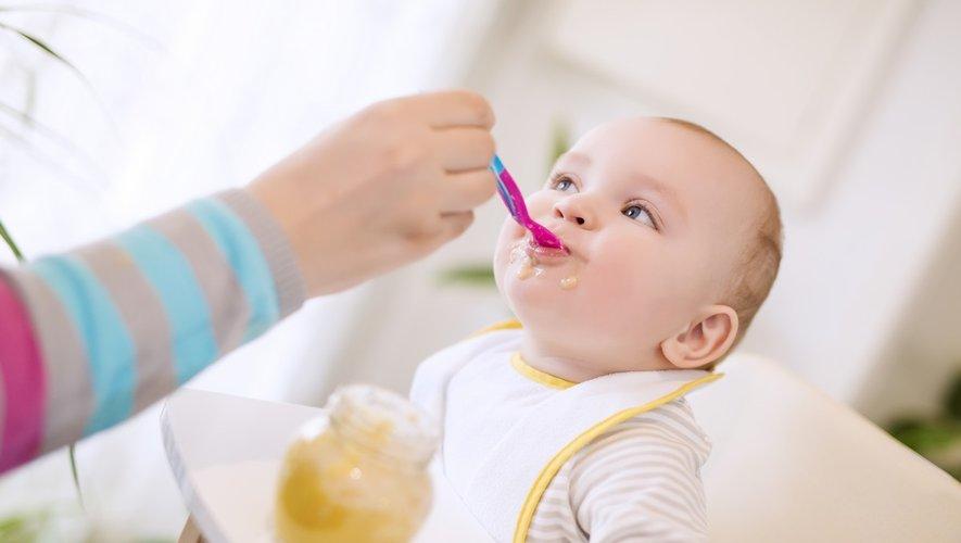 Alimentation infantile : des compositions plutôt rassurantes