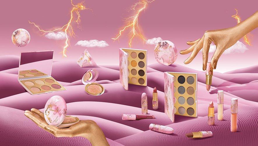 """La collection """"Electric Wonder"""" de M.A.C Cosmetics."""