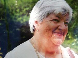 Jeanine Lacassagne souffre de la maladie d'Alzheimer.