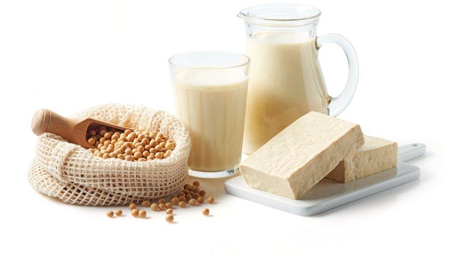 Des perturbateurs endocriniens dans des produits à base de soja?