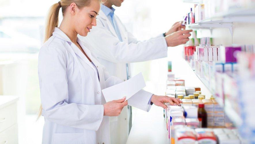 Les pharmaciens, toujours plus nombreux