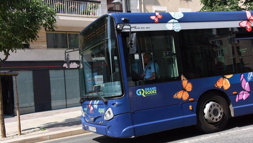 Les bus circuleront de nouveau, normalement, aujourd'hui,  dès 16 h 30.