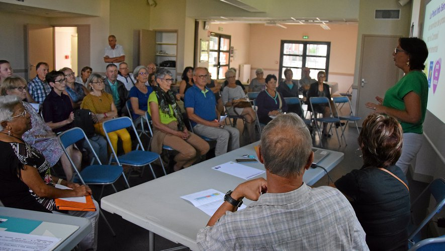 De nombreux ateliers sont proposés par l'association Sépia.