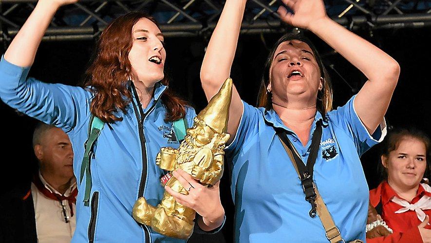 Quelle banda gagnera le  12e Nain d'or ce week-end  à Espalion ?