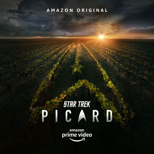 """La série """"Star Trek : Picard"""" est attendue avant la fin de l'année 2019 sur Amazon Prime Video."""