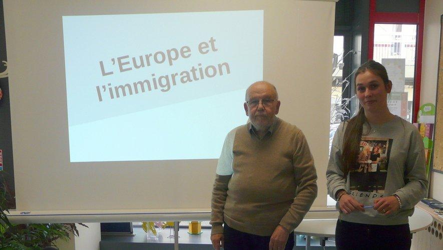 J.-Philippe Marcy et Leslie Witek