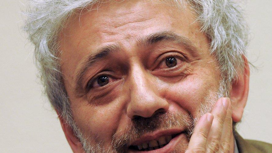 Le réalisateur palestinien Elia Suleiman.