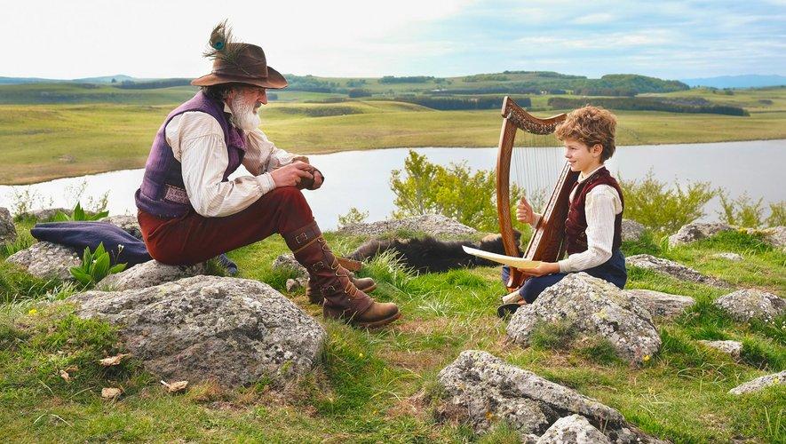 Adaptation du roman d'Hector Malot, Rémi sans famille, a été tourné dans le Tarn, la Lozère et l'Aveyron.