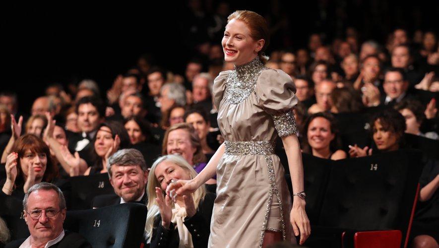 """Emily Beecham a décroché le prix d'interprétation féminine pour sa performance dans """"Little Joe"""""""