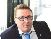 Bruno Leleu, responsable départemental du RN.