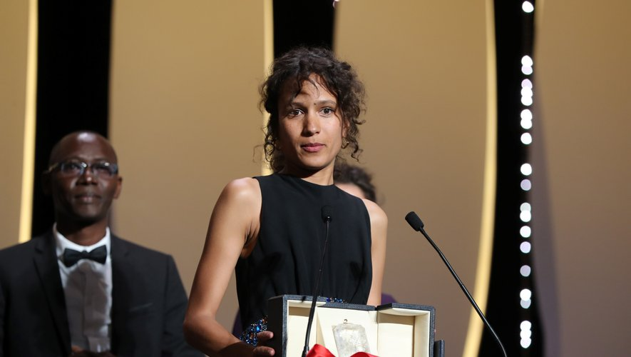 """La Française Mati Diop a gagné le Grand Prix pour son film """"Atlantique"""" lors de la dernière édition du Festival de Cannes."""