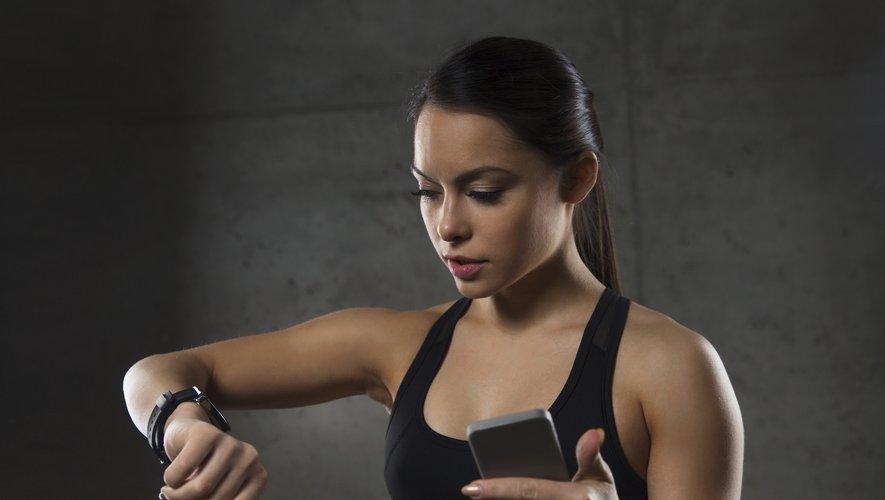 Les femmes qui ont utilisé l'application pendant trois mois ont fait près de 2.000 pas de plus par jour, soit environ 20 minutes de marche.