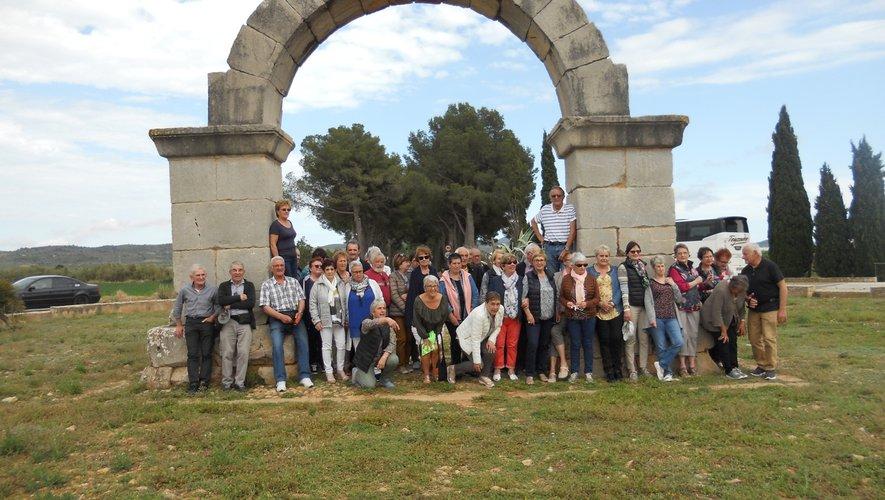 Voyage à Bénicassim pour le clubde l'amitié des aînés du Monastère.