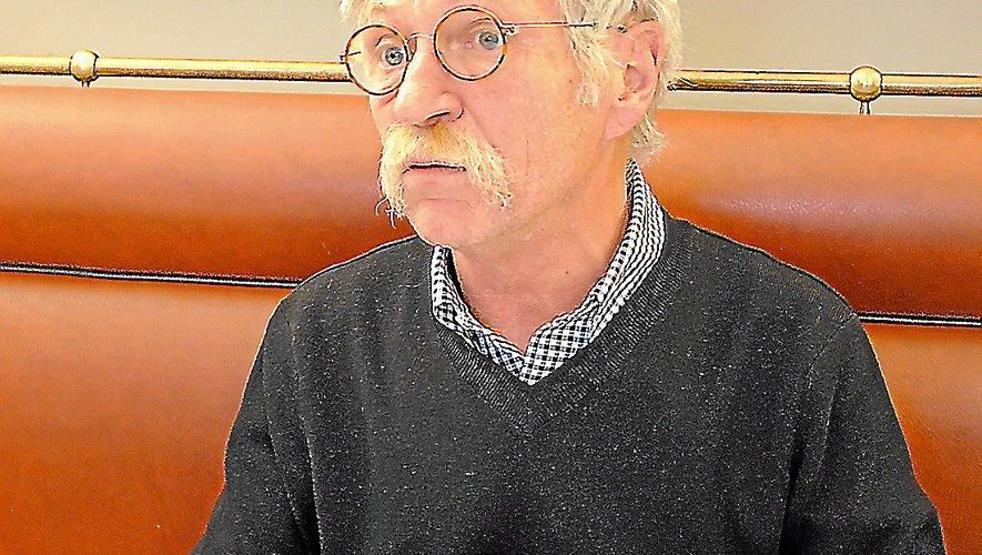 José Bové satisfait de la poussée verte aux élections européennes.